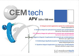 CEM tech APV 3.0 x 150mm