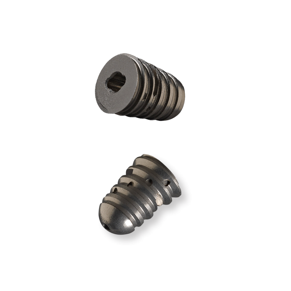 Osteosynthesis screws